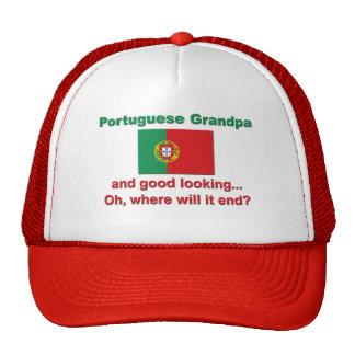 Buen abuelo del portugués de Lkg Gorras