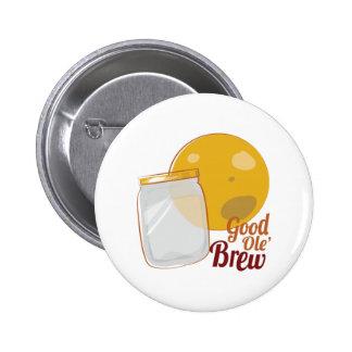 Buen Brew viejo Pin