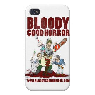 Buen caso sangriento del iPhone 4 del equipo del h iPhone 4/4S Carcasa