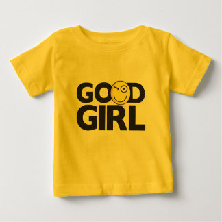 Buen chica - guiño playera de bebé