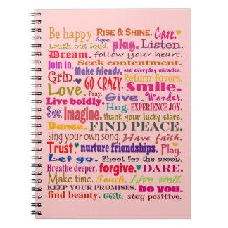 buen cuaderno de las vibraciones