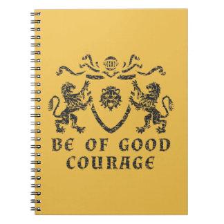 Buen cuaderno del blasón del valor