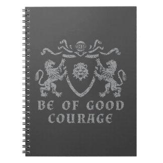 Buen cuaderno heráldico del valor
