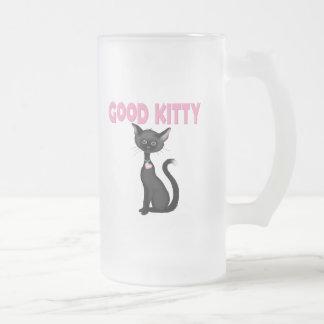 Buen gatito tazas de café