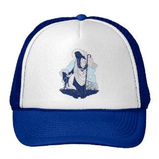 Buen gorra del pastor (versión del color)