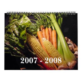 ¡Buen material! Calendario De Pared