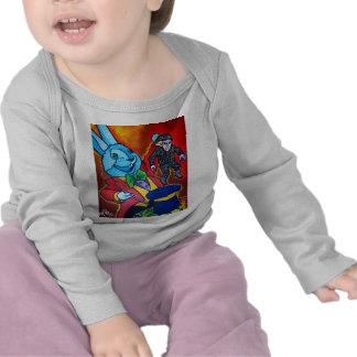 Buen Morming Piliero Camiseta