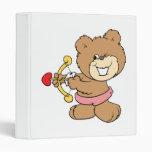 buen objetivo que guiña diseño del oso de peluche