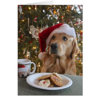 ¡Buen perro! Tarjeta De Felicitación