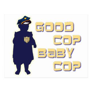 Buen poli del bebé del poli postal