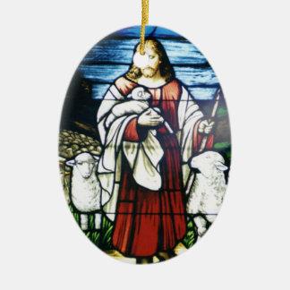 Buen Shepard Ornamento De Reyes Magos