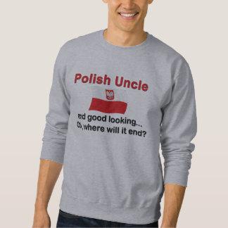 Buen tío polaco de Lkg Sudadera