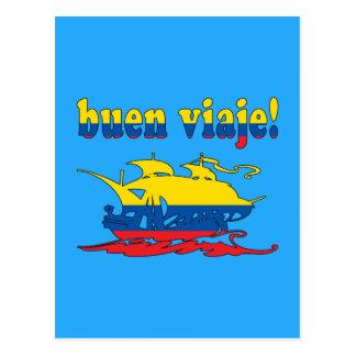 Buen Viaje - buen viaje en Ecuadorian - vacaciones Postal