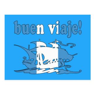 Buen Viaje - buen viaje en guatemalteco - Postal