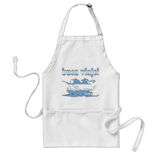 Buen Viaje - Good Trip in Argentine - Vacations Adult Apron