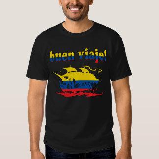 Buen Viaje - Good Trip in Ecuadorian - Vacations T Shirt