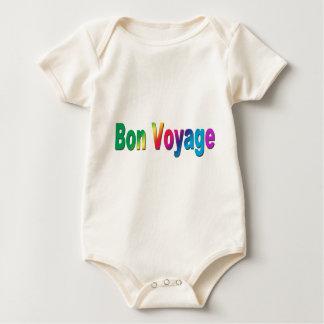 Buen viaje mameluco de bebé