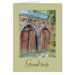 buen viaje - tarjeta