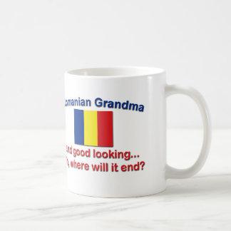 Buena abuela del rumano de Lkg Taza Clásica