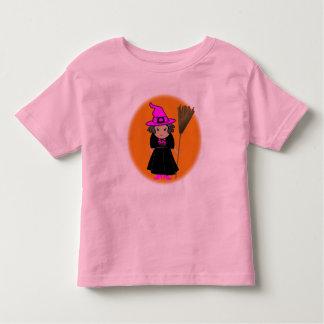Buena bruja - camisetas de Halloween para los Playeras