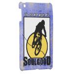 Buena caja del teléfono de la bici de montaña del  iPad mini cárcasa