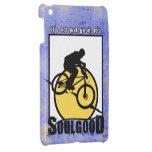 Buena caja del teléfono de la bici de montaña del  iPad mini protector