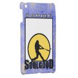 Buena caja del teléfono del béisbol del alma iPad mini protectores