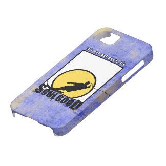 Buena caja del teléfono del esquí acuático del funda para iPhone SE/5/5s