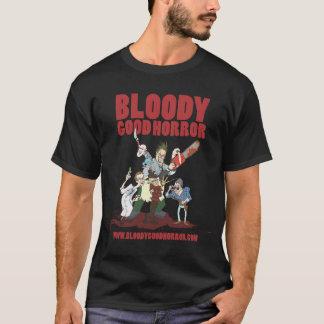 Buena camisa sangrienta de la cuadrilla del horror