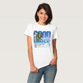 Buena camiseta de la sensación de Caribea Poleras