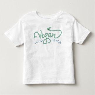 Buena camiseta del logotipo de las cosas del