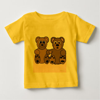 Buena camiseta del niño de los amigos de Beary