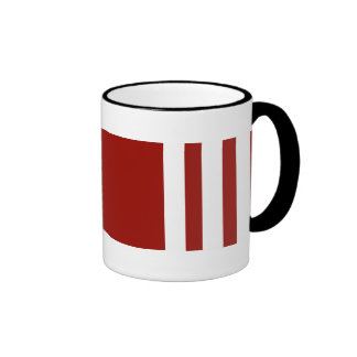 Buena cinta de la conducta del ejército tazas de café