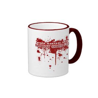 Buena diversión sangrienta tazas