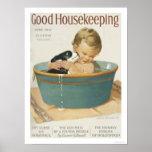 Buena economía doméstica posters
