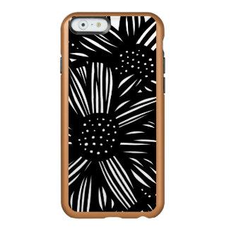 Buena excitación práctica adorable funda para iPhone 6 plus incipio feather shine