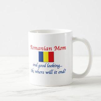 Buena mamá del rumano de Lkg Taza De Café