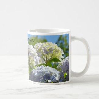 ¡Buena mañana hermosa Flora del Hydrangea de la t