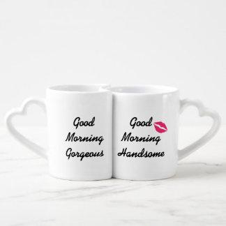 Buena mañana hermosa y magnífica