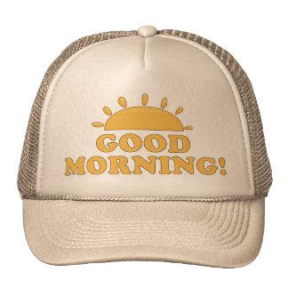 Buena mañana Sun Gorra