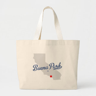 Buena Park California CA Shirt Tote Bag