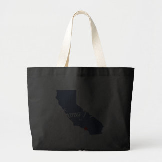 Buena Park California CA Shirt Canvas Bags