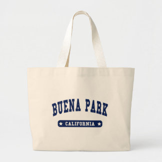 Buena Park California College Style t shirts Canvas Bag