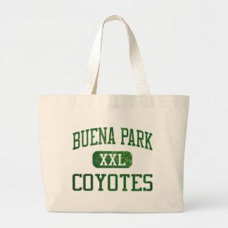 Buena Park Coyotes Athletics Canvas Bags