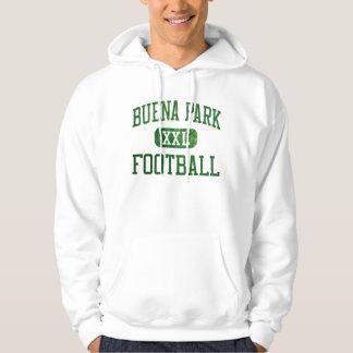 Buena Park Coyotes Football Hoodie
