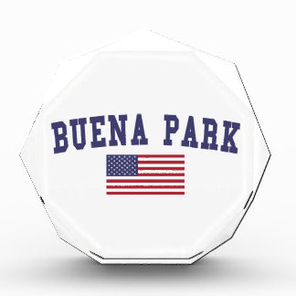 Buena Park US Flag Award