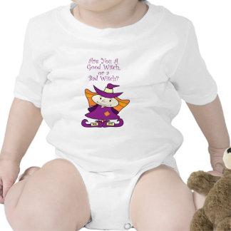 Buena pequeña bruja trajes de bebé