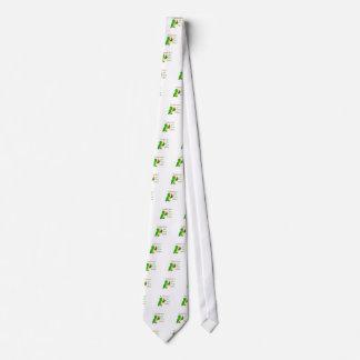 Buena persona alegre corbatas