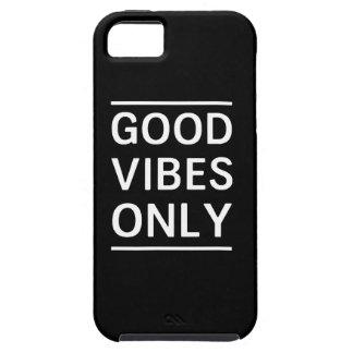 Buena sensación solamente funda para iPhone 5 tough