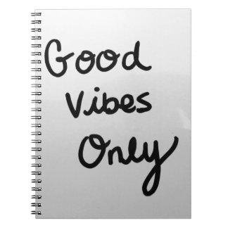 Buena sensación solamente notebook